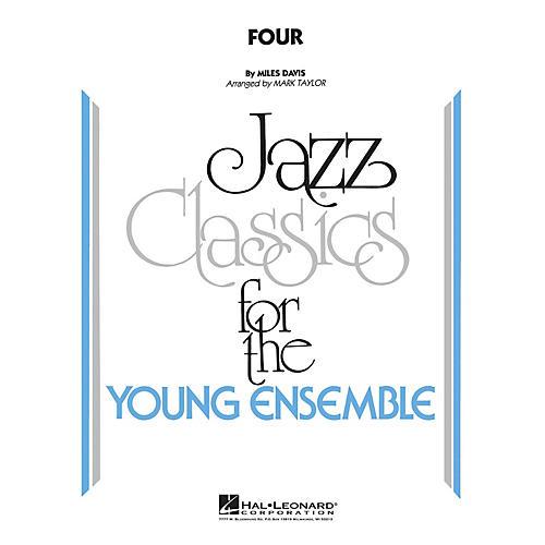 Hal Leonard Four Jazz Band Level 3 Arranged by Mark Taylor