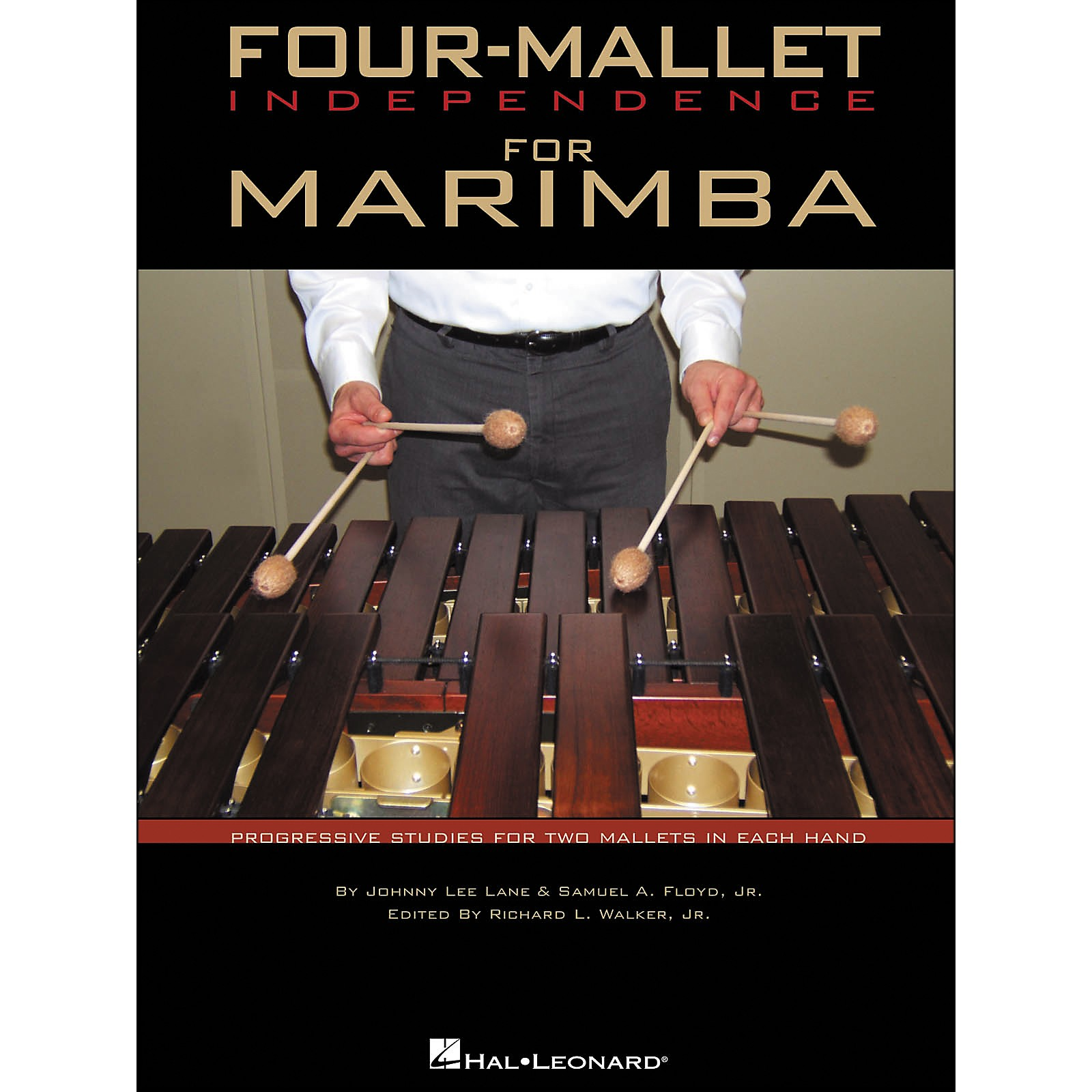 Hal Leonard Four Mallet Independence for Marimba