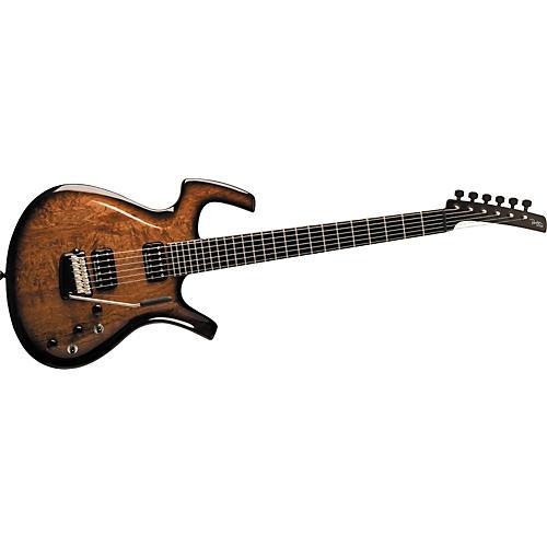 Parker Guitars Four Seasons Ltd Run Summer Fly Mojo Flame Electric Guitar