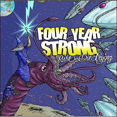 Alliance Four Year Strong - Rise or Die Trying