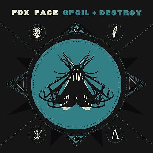 Alliance Fox Face - Spoil + Destroy