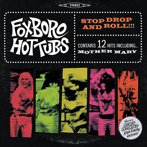 Alliance Foxboro Hot Tubs - Stop Drop and Roll