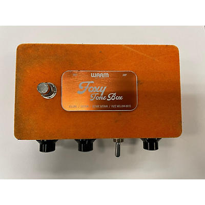 Warm Audio Foxy Tone Box Effect Pedal