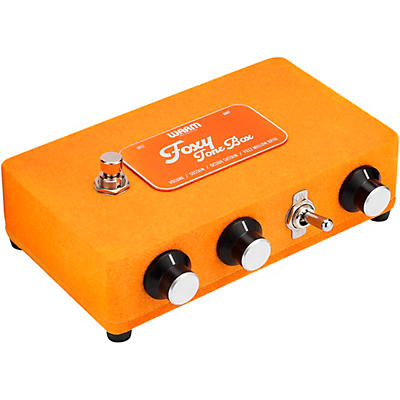 Warm Audio Foxy Tone Box
