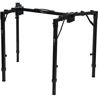 Gator Frameworks Adjustable T-Stand Folding Workstation