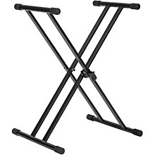 "Open Box Gator Frameworks GFW-KEY-2000X Deluxe ""X"" Style Keyboard Stand"