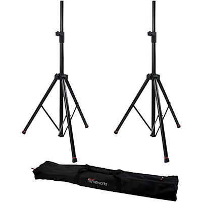 Gator Frameworks GFW-SPK-3000 (Pair) with Carry Bag
