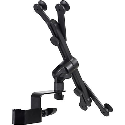 Gator Frameworks GFW-TABLET1000 Universal Tablet Clamping Mount With 2-Point System