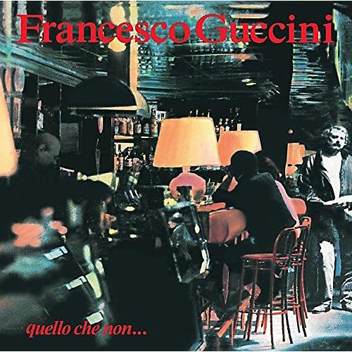 Alliance Francesco Guccini - Quello Che Non