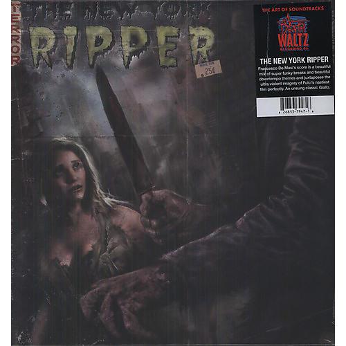 Alliance Francesco de Masi - New York Ripper (Original Soundtrack)