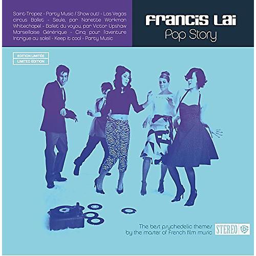 Alliance Francis Lai - Pop Story (Original Soundtrack)