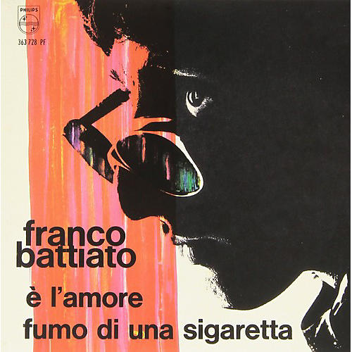 Alliance Franco Battiato - E' L'amore / Fumo Di Una Sigaretta
