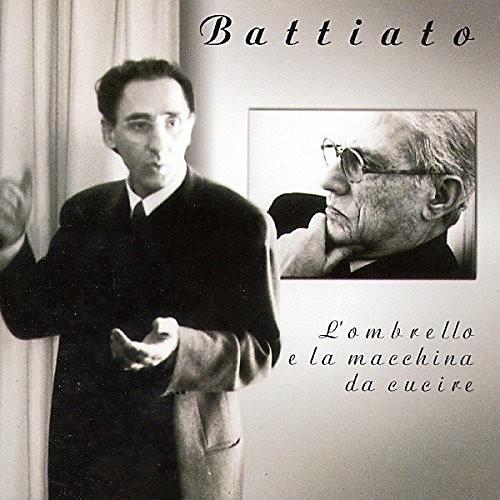 Alliance Franco Battiato - L'Ombrello E La Macchina Da Cucire