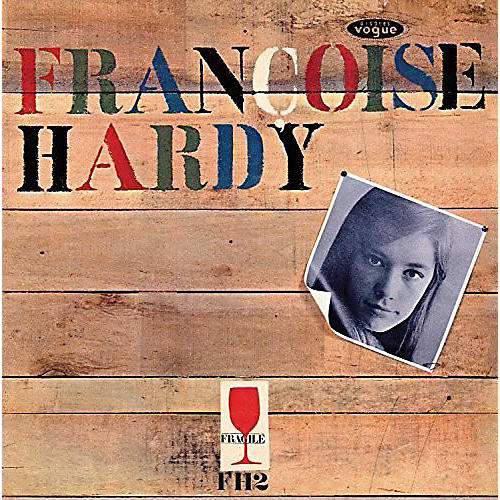 Alliance Francoise Hardy - Mon Amie la Rose