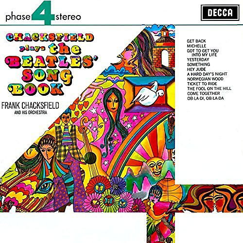Alliance Frank Chacksfield & His Orchestra - Chacksfield Plays the Beatles Song Book