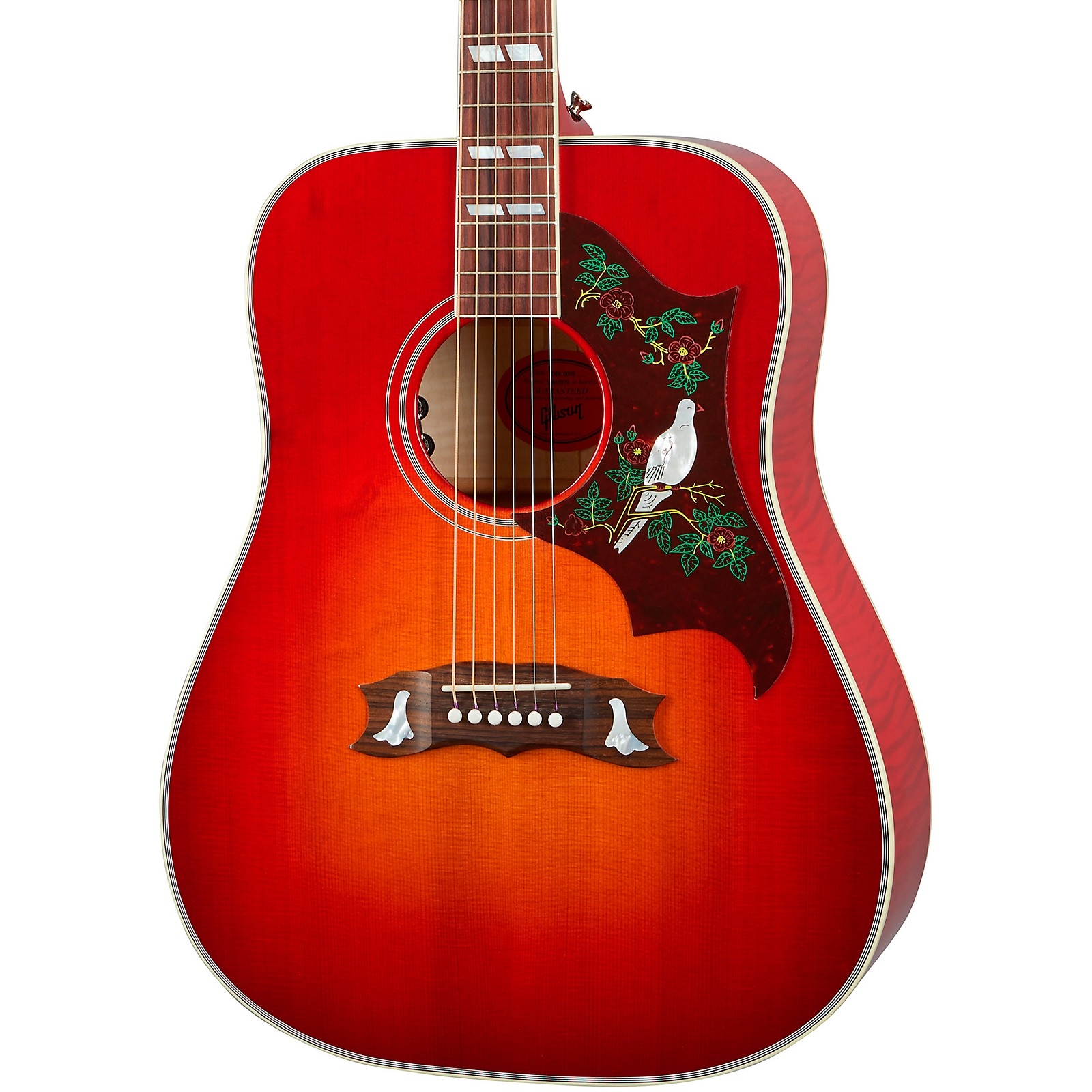 Gibson Frank Hannon Love Dove Acoustic-Electric Guitar