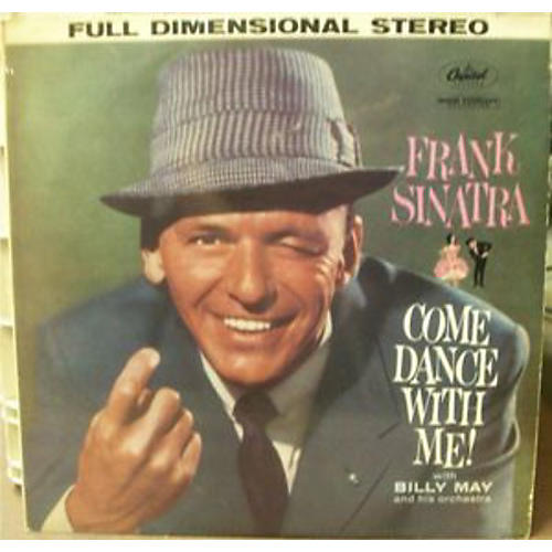 Alliance Frank Sinatra - Come Dance with Me