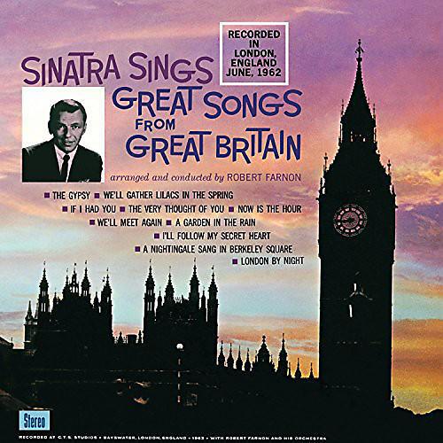 Alliance Frank Sinatra - Sinatra Sings Great Songs from Great Britian