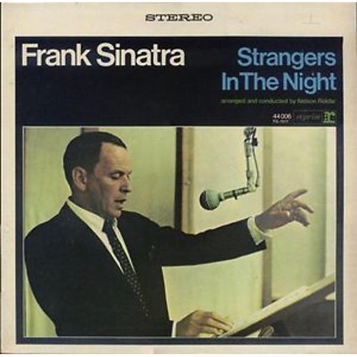 Alliance Frank Sinatra - Strangers in the Night