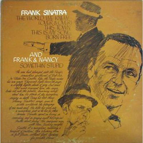 Alliance Frank Sinatra - The World We Knew