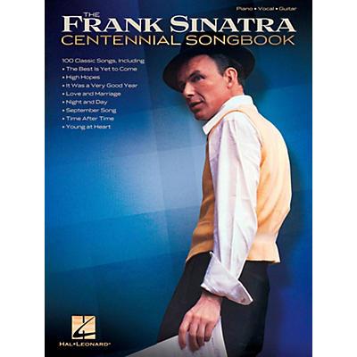 Hal Leonard Frank Sinatra Centennial Songbook Piano/Vocal/Guitar Songbook