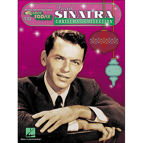 Hal Leonard Frank Sinatra Christmas Collection E-Z Play 132