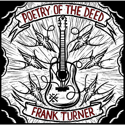 Alliance Frank Turner - Poetry of the Deed