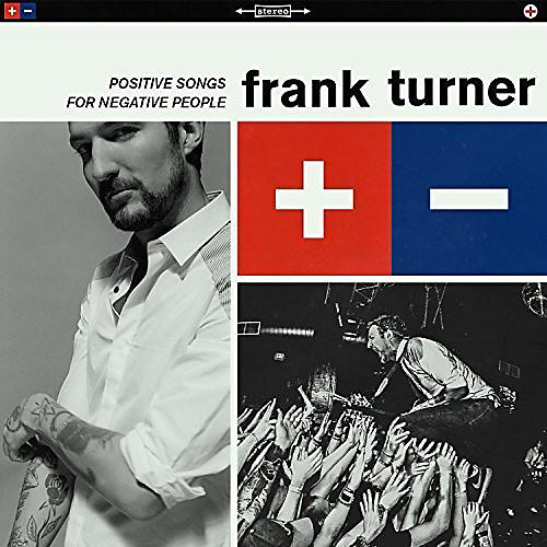 Alliance Frank Turner - Positive Songs for Negative People