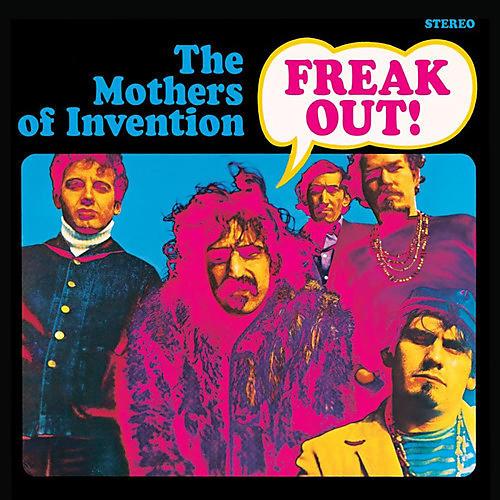 Frank Zappa Freak Out Musician S Friend