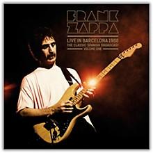 Frank Zappa - Live In Barcelona 1988 Vol. 1 Vinyl LP