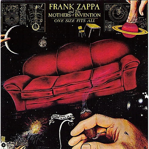 Alliance Frank Zappa - One Size Fits All