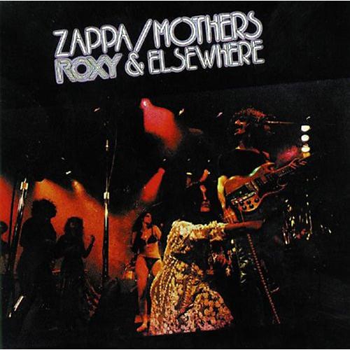 Alliance Frank Zappa - Roxy & Elsewhere