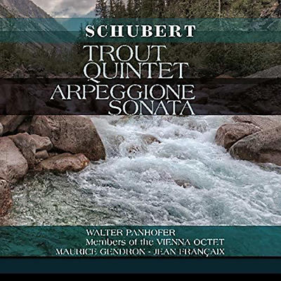 Franz Schubert - Trout Quintet / Arpeggione Sonata
