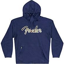 Fender Frayed Logo Hoodie