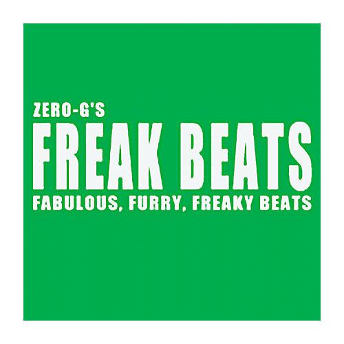 EastWest Freak Beats Audio Sample CD-ROM
