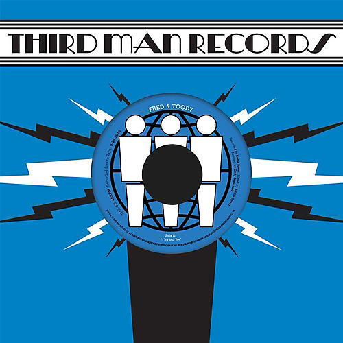 Alliance Fred & Toody (Of Dead Moon) - Live At Third Man Records