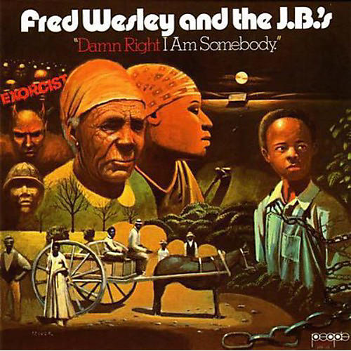 Alliance Fred Wesley - Damn Right I Am Somebody