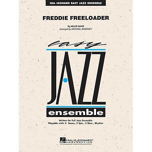 Hal Leonard Freddie Freeloader Jazz Band Level 2 Arranged by Michael Sweeney