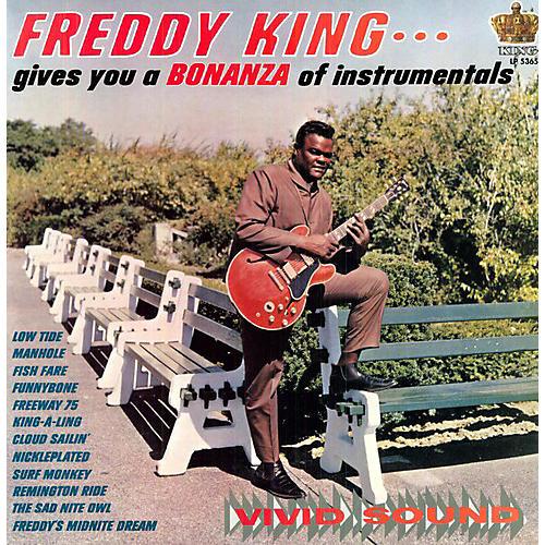 Alliance Freddie King - Bonanza of Instrumentals