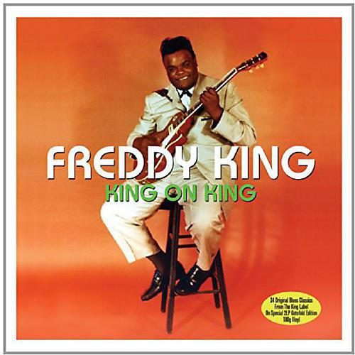 Alliance Freddie King - King on King