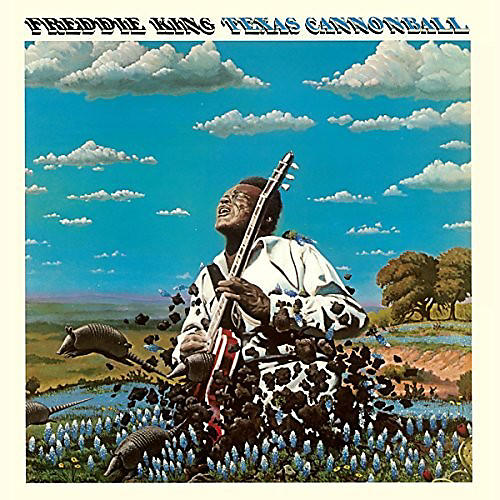 Alliance Freddie King - Texas Cannonball