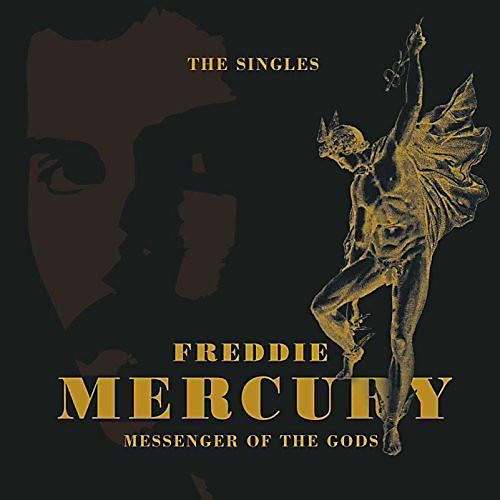 Alliance Freddie Mercury - Messenger Of The Gods: Singles Collection