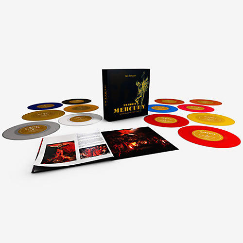 Alliance Freddie Mercury - Messenger Of The Gods
