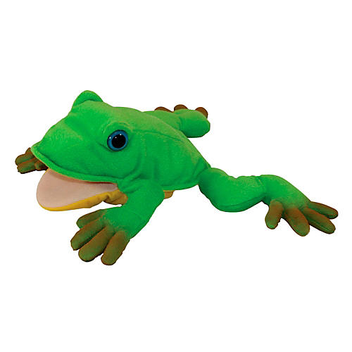 Hal Leonard Freddie The Frog Teacher's Puppet