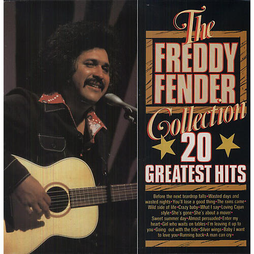 Alliance Freddy Fender - Collection