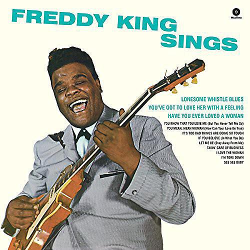 Alliance Freddy King - Freddy King Sings