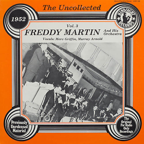 Alliance Freddy Martin & Orchestra - Uncollected 3