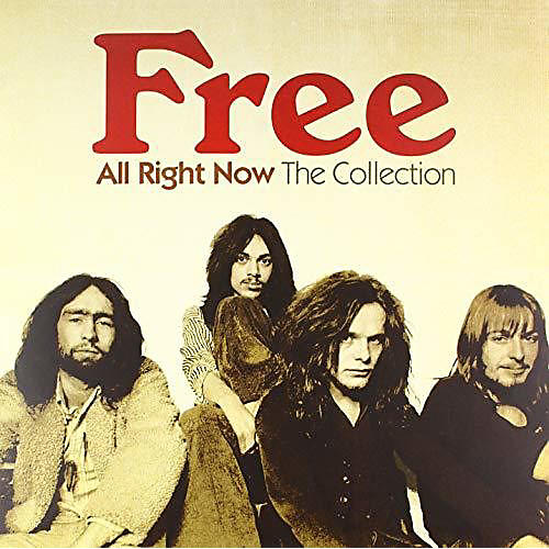 Alliance Free - All Right Now: The Collection