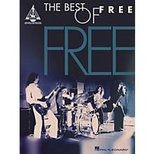 Hal Leonard Free - Best Of Guitar Tab Songbook