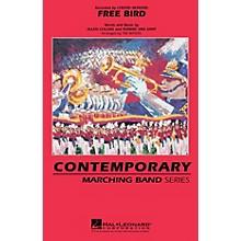 Hal Leonard Free Bird Marching Band Level 3-4 by Lynyrd Skynyrd Arranged by Tim Waters